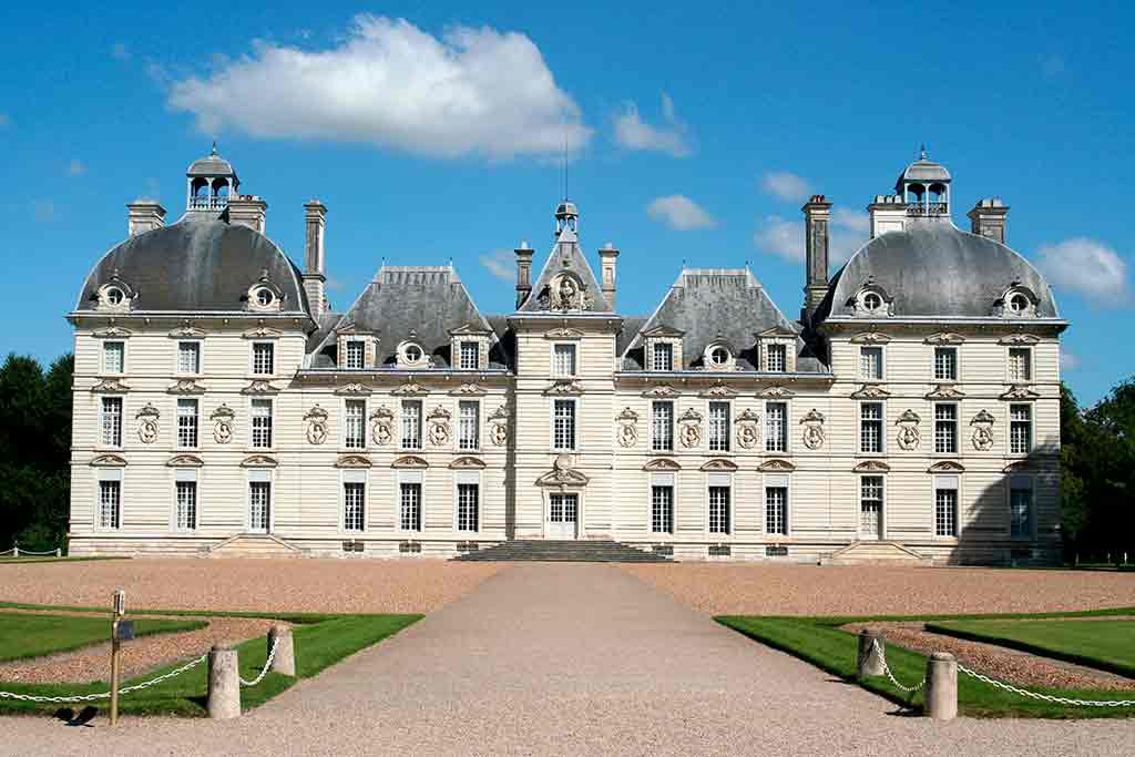 Best Castles in France Chateau de Cheverny