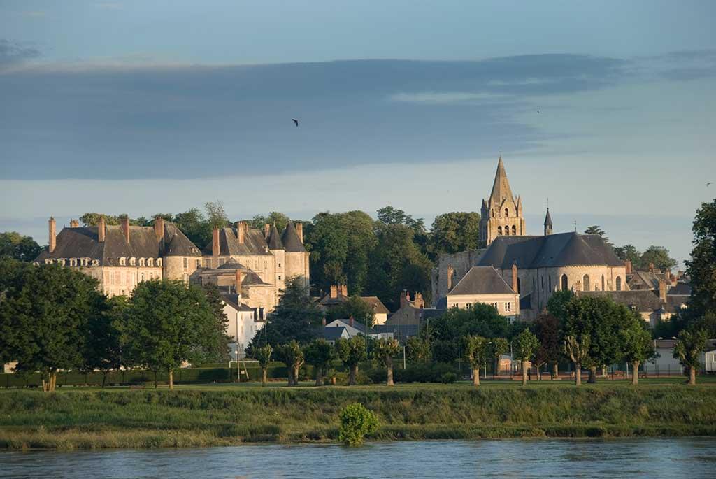 Castles in Loire Valley Château-de-Meung