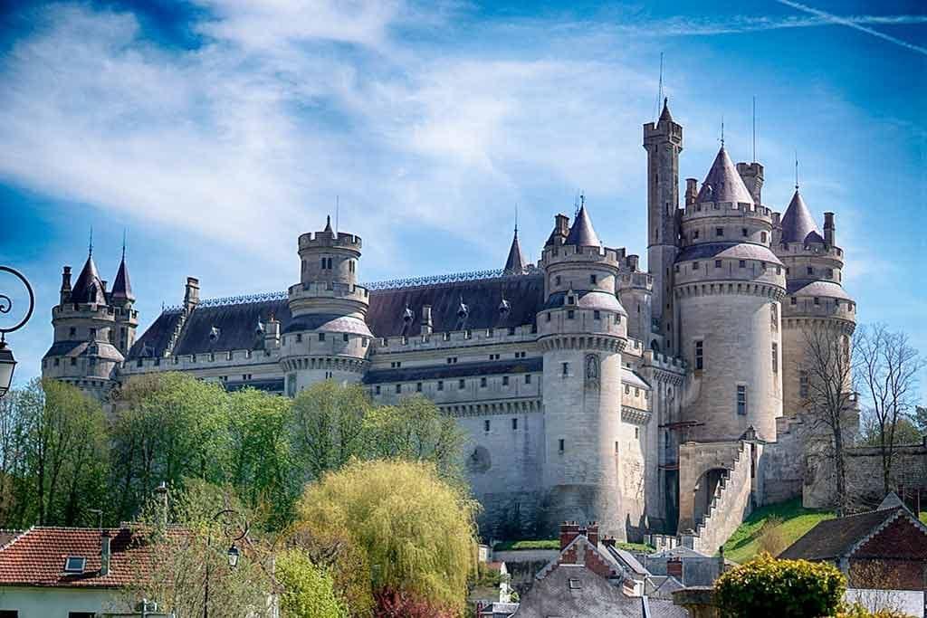 Best Castles in France Chateau de Pierrefonds