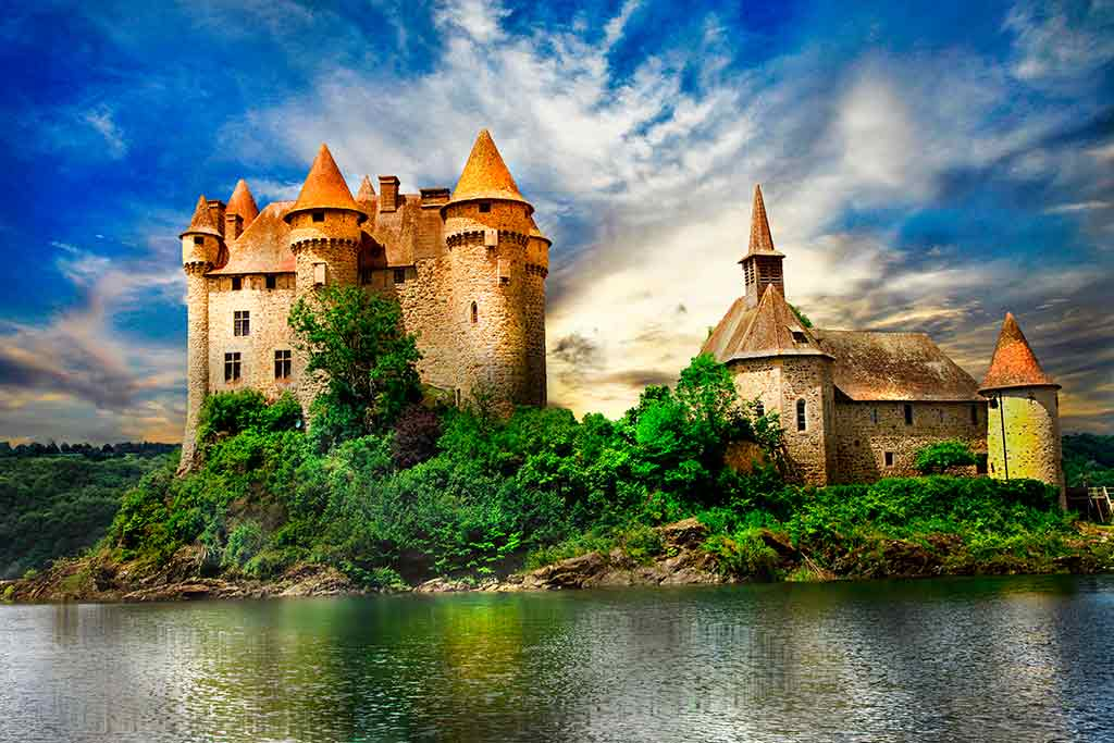 Best French Castles Chateau de Val