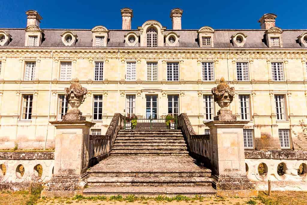 Famous Castles in Loire Valley Château-de-Valençay