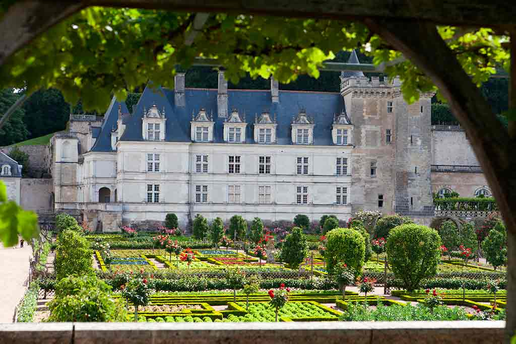 Best French Castles Chateau de Villandry