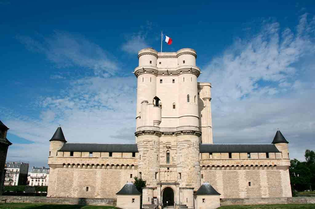 French Castles Chateau de' Vincennes