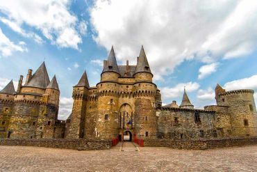 French Castles Chateau de Vitre