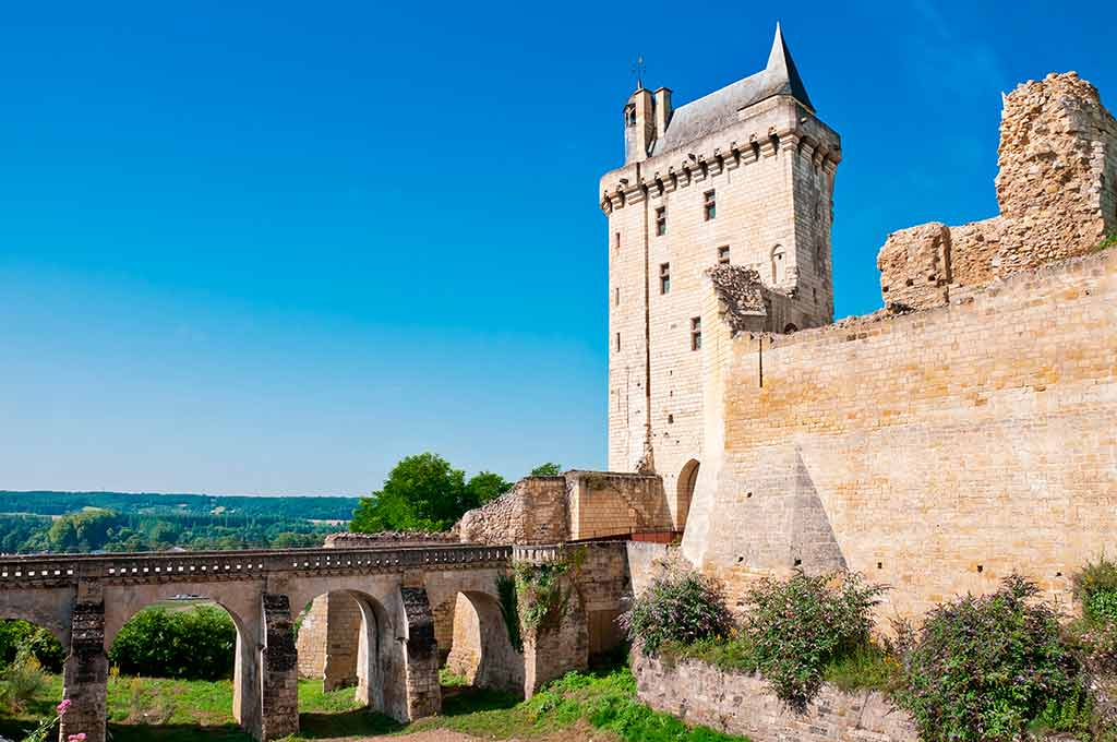 Famous Castles in Loire Valley Chateau-de-Chinon11.-Chateau-de-Chinon