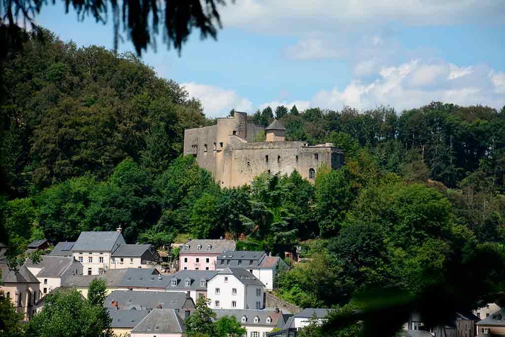 Luxembourger Castles Chateau-de-Septfontaines