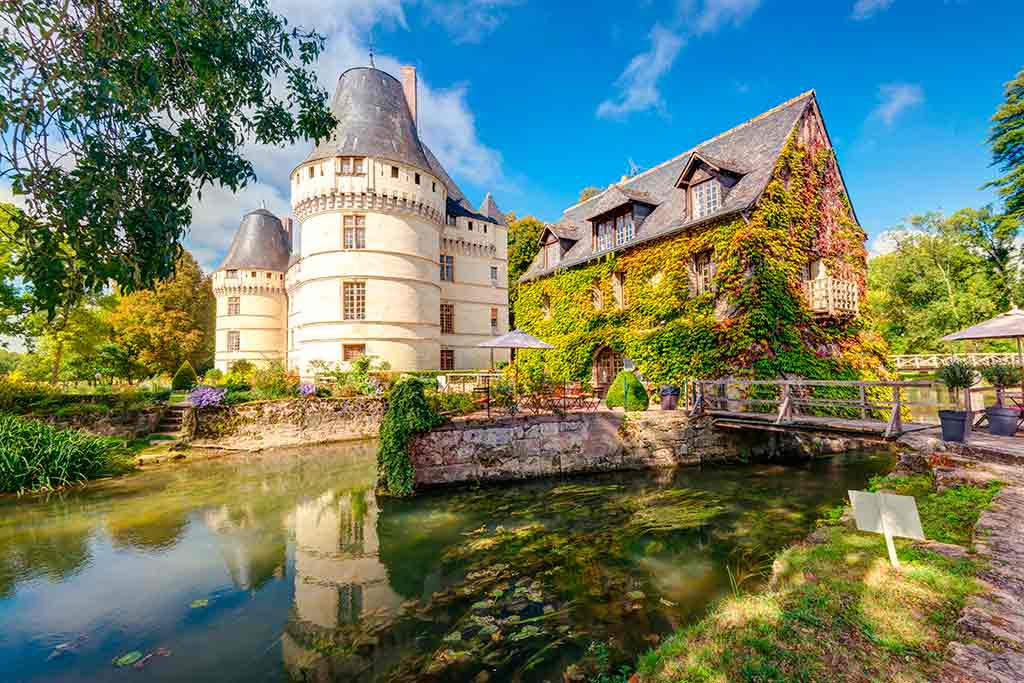 Best Castles in France Chateau de l'Islette