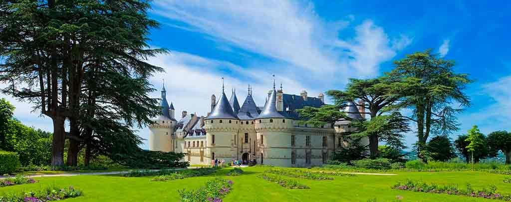 Best Castles in France Chaumont sur Loire