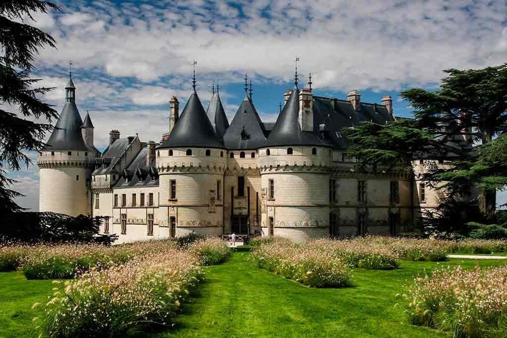 Best castles in Loire Valley Chaumont-sur-Loire-Château
