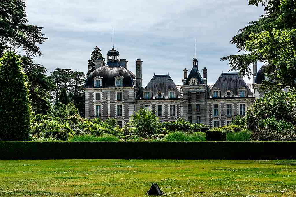 Castles in Loire Valley Château-of-Cheverny