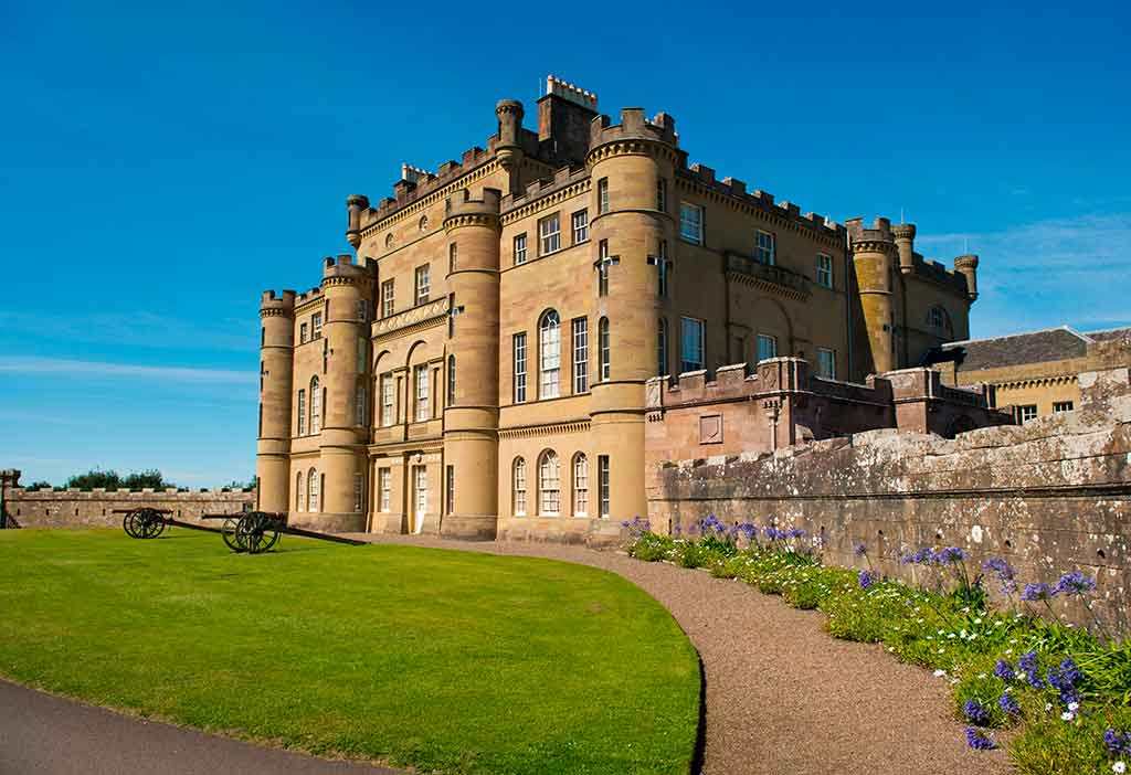 Best castles in Scotland Culzean-Castle
