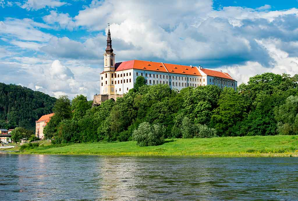 Best Czech Castles Decin Castle