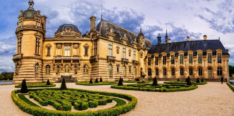 Chateau de Chantilly France