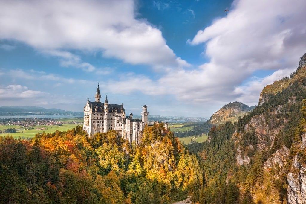 fairytale Neuschwanstein Castle