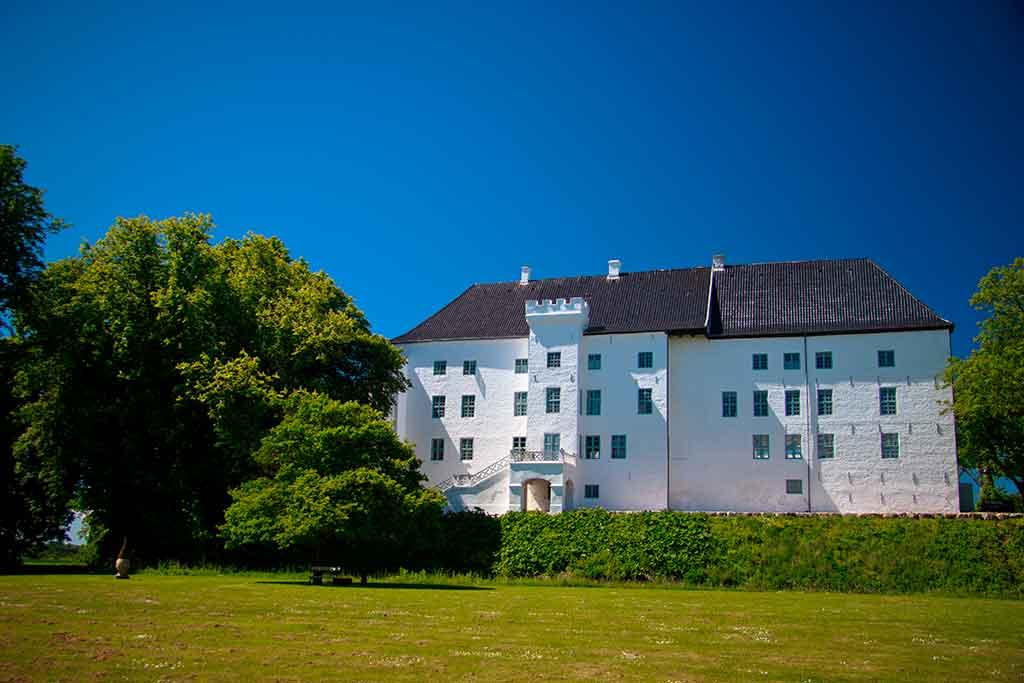 Denmark Castles Dragsholm Castle