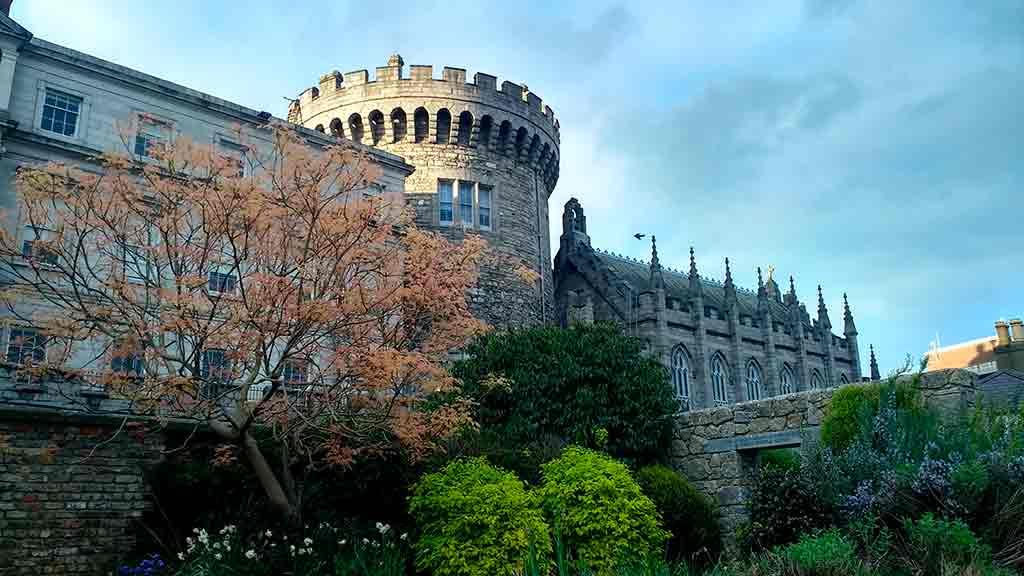 Best Irish Castles Dublin-Castle