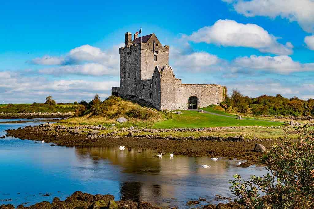 Best Irish Castles Dunguaire-Castle