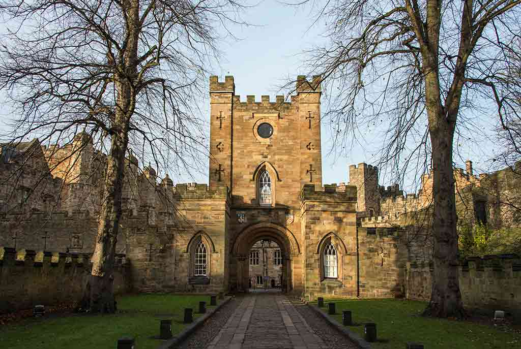 Best English Castles Durham Castle