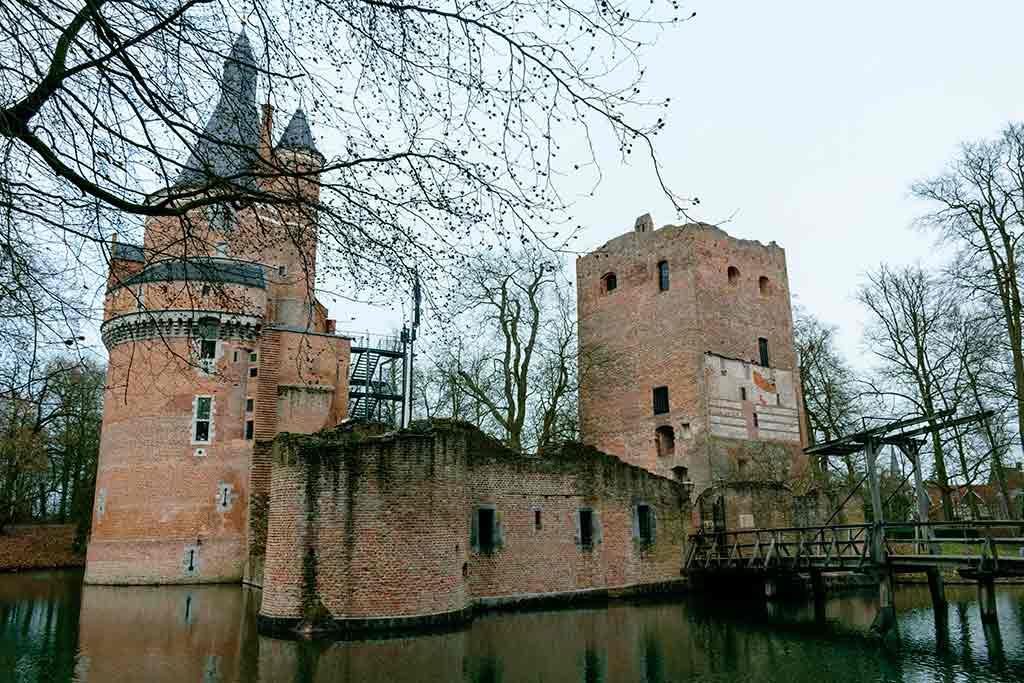 Best castles in Netherland Duurstede-Castles