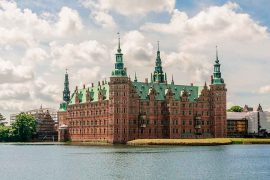 Best Castles in Denmark Frederiksborg Palace