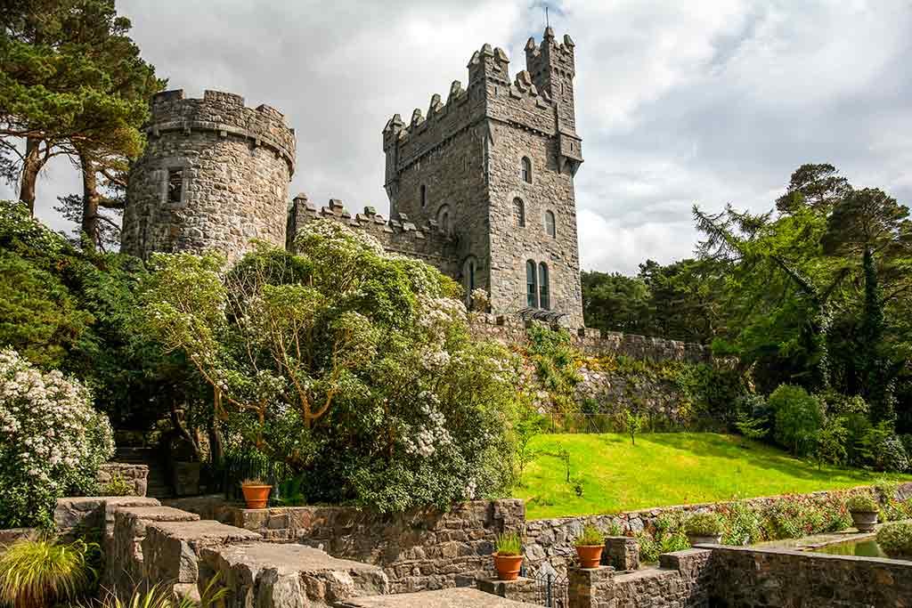 Best Irish Castles Glenveagh-Castle