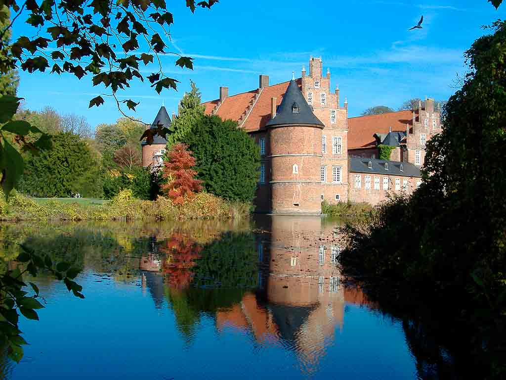 German Castles Herten-Castle