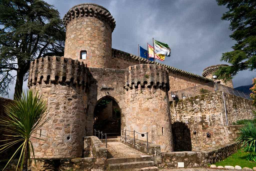 Best Spanish Castles Jarandilla