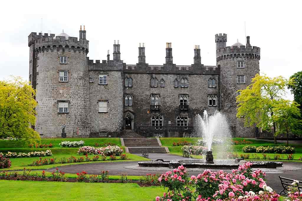 Irish Castles Kilkenny-Castle