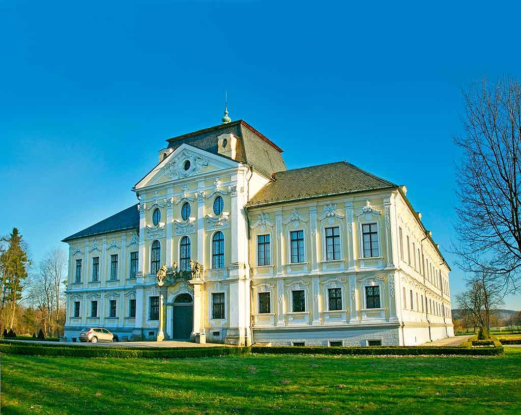 Best Czech Castles Kravare Chateau