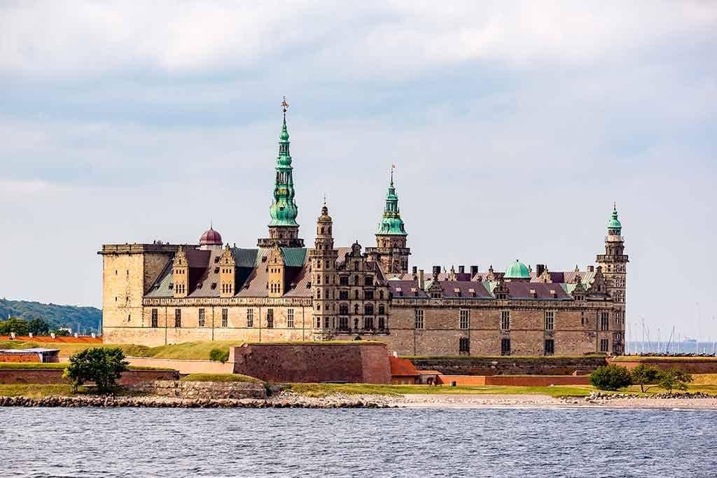 Best Denmark Castles Kronborg Hamlet's Castle