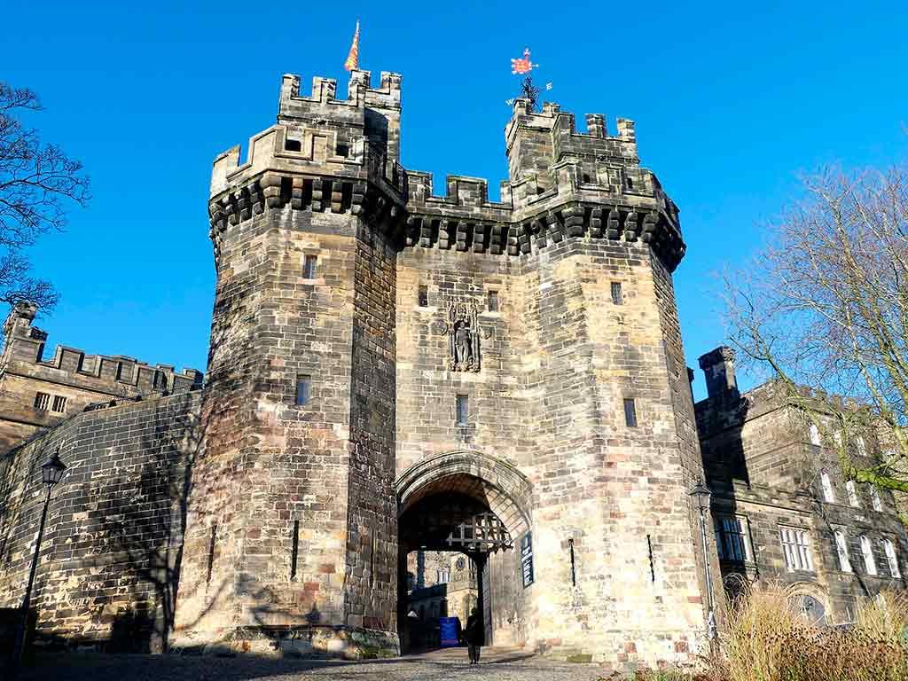 English Castles Lancaster Castle