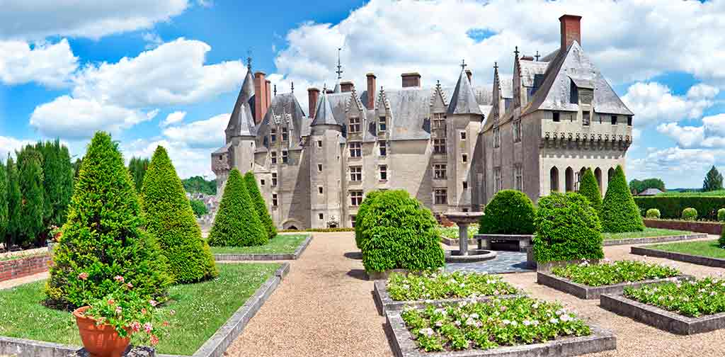 Famous Castles in France Langeais Castle