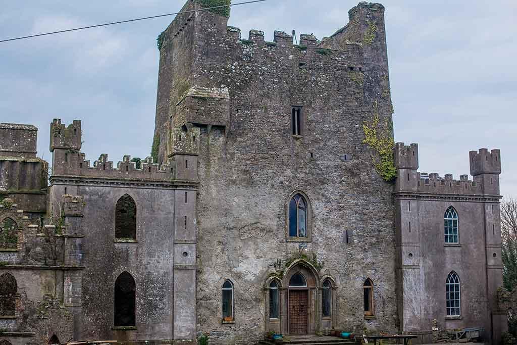 Irish Castles Leap-Castle
