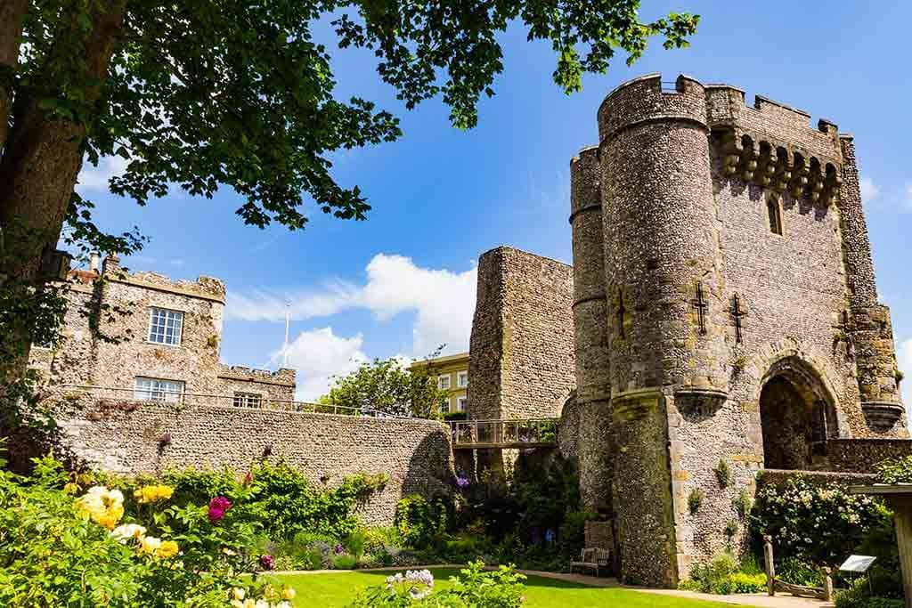 Best Castles in England Lewes Castle