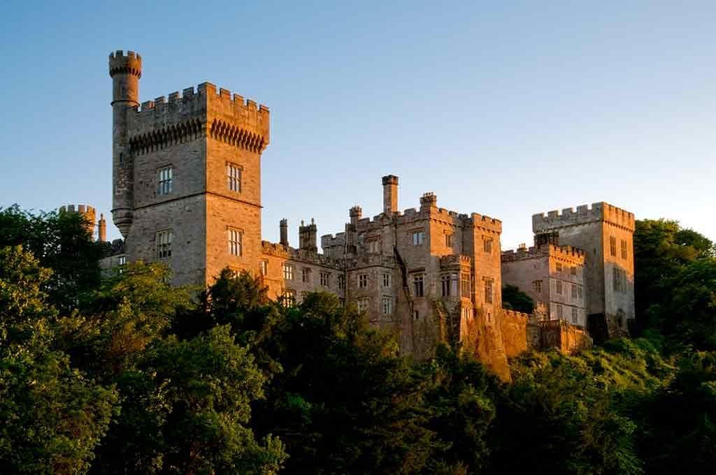 Famous Castles in Ireland Lismore-Castle