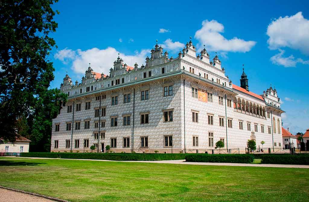 Czech Castles Litomysl Castle