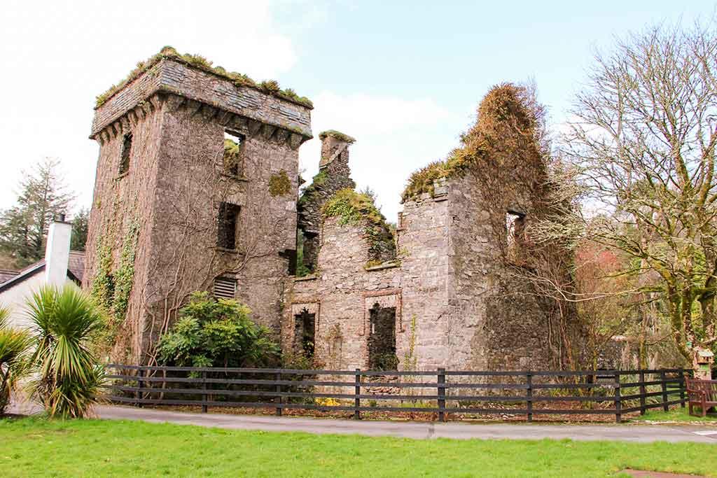 Irish Castles Macroom-Castle