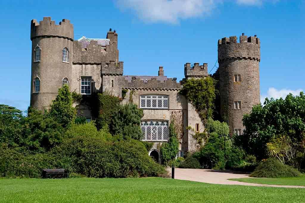 Best Irish Castles Malahide-Castle