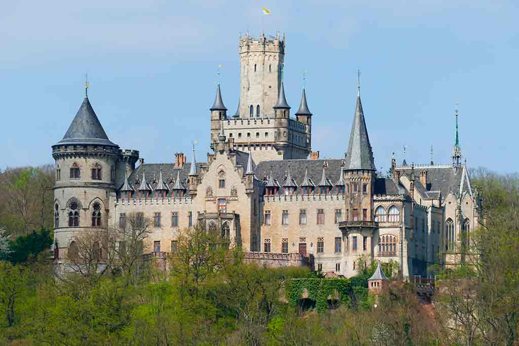 Best German Castles Marienburg-Castle