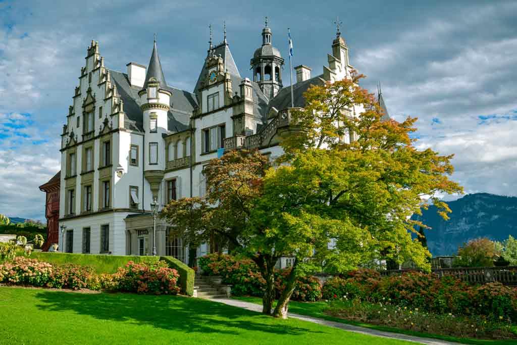 Swiss Castles Meggenhorn-Castle