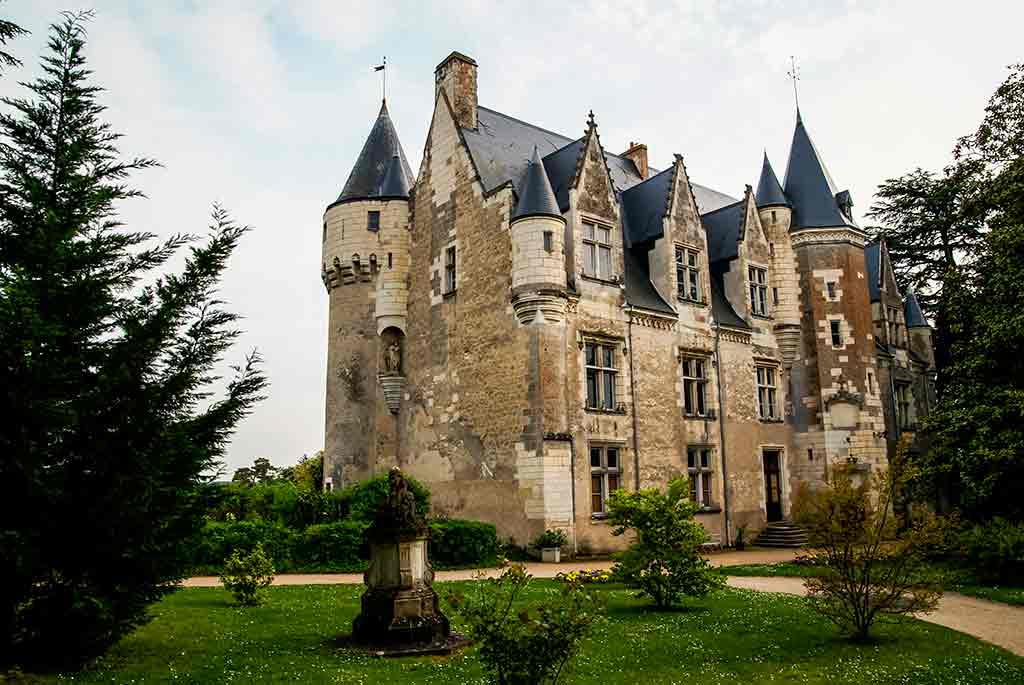 French Castles Montresor