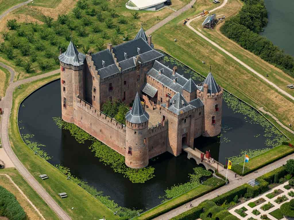 Medieval Castles Muiderslot