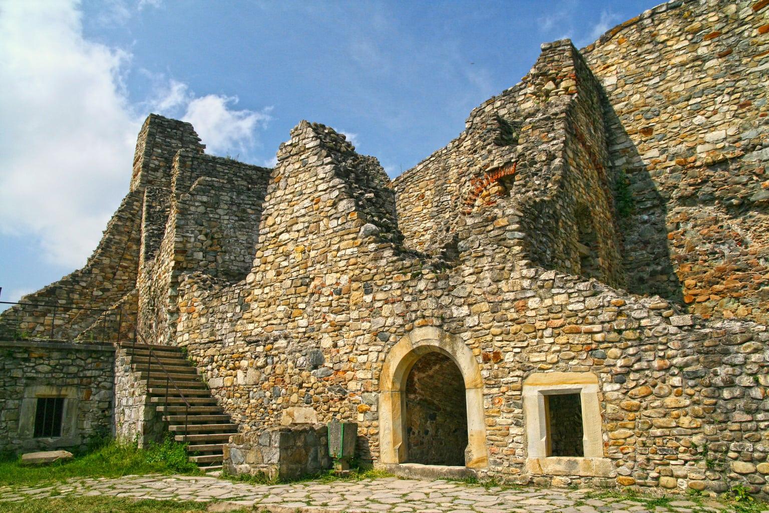 Castles in Romania Neamț-Citadel