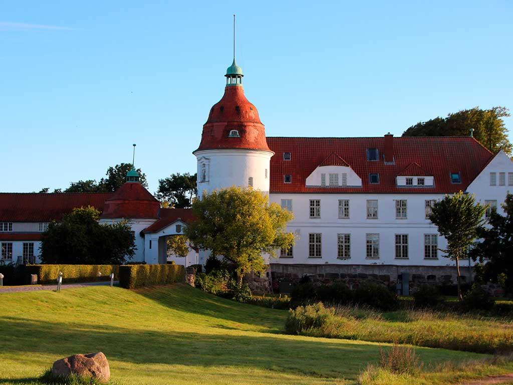 Denmark Castles Nordborg castle