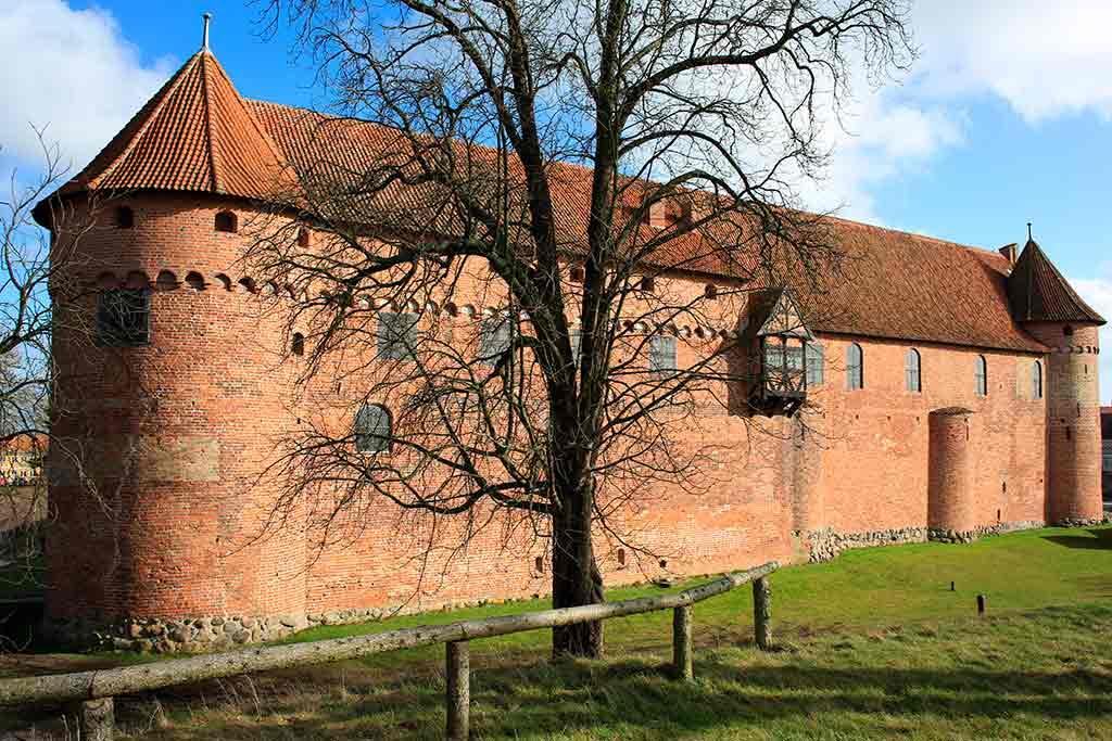 Best Denmark Castles Nyborg Castle