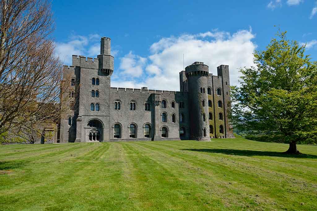 Best Welsh Castles Penrhyn-Castle