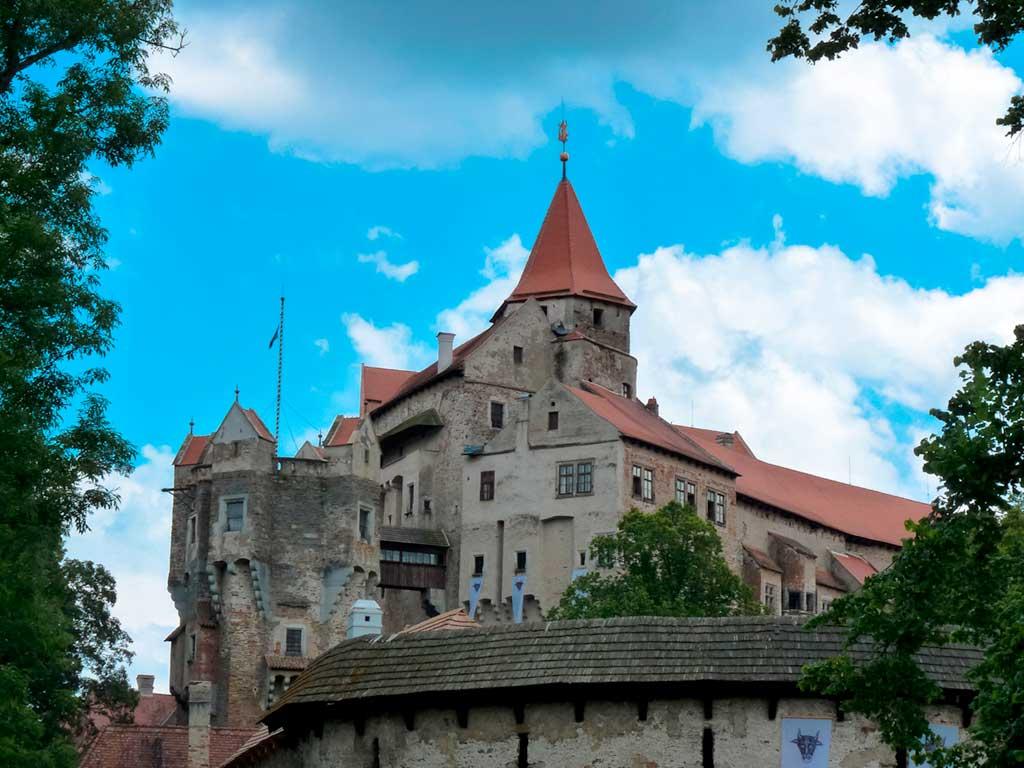 Best Czech Castles Pernstejn