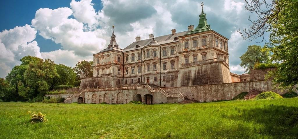 Pidhirsti Castle, Ukraine