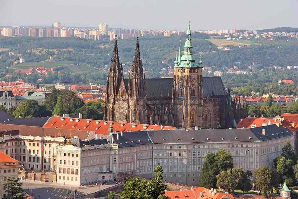 Best Czech Castles Prague Castle