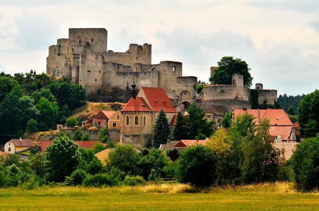 Czech Castles Rabi Castle